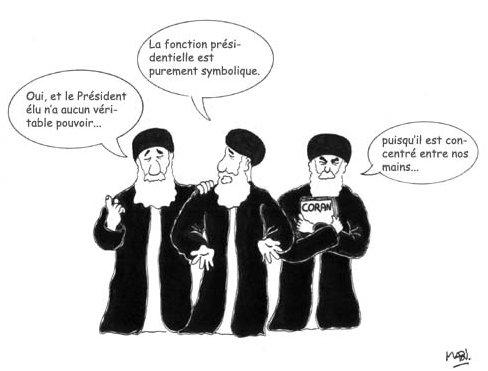 Réciprocité : la tolérance religieuse en Algérie dans Laicite contre Theocratie theocratie
