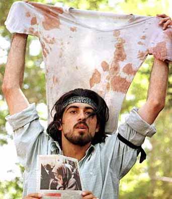 Ahmad Batebi, le dissident iranien, a trouvé refuge aux USA dans Laicite contre Theocratie ahmadbatebi